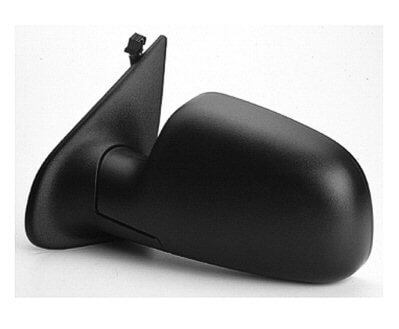 2000-2004 Jeep Grand Cherokee Side View Mirror (Non-Heated; Manual; Driver-Side) - CH1320212
