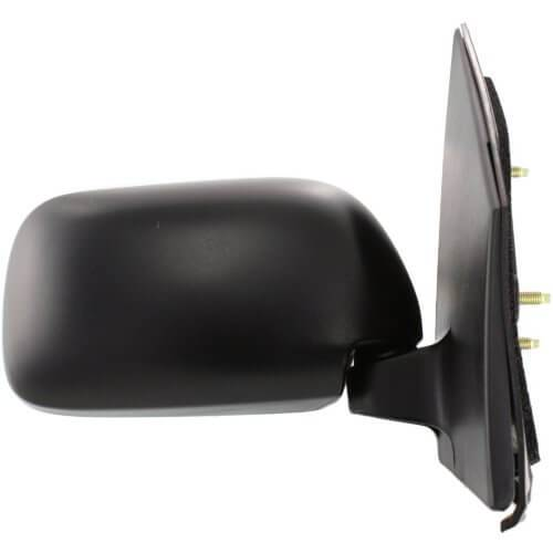 2000-2005 Toyota Echo Mirror (Driver Side); Coupe_Sedan Models; Manual; Non-Heated; Manual Folding; w_o Lever; TO1320196; 8794052560