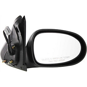2000-2006 Nissan Sentra Driver Side Power Door Mirror Power, Non-Folding, Non-Heated_NI1320133