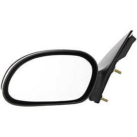 2000-2007 Ford Taurus Driver Side Power Door Mirror (Sdn/Wgn; Heated; w/o Puddle Light; Power; Non/Folding; 2 Caps) FO1320193