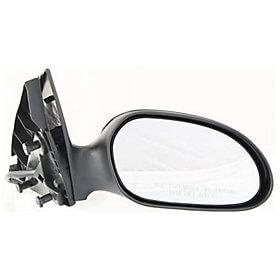 2000-2007 Ford Taurus Driver Side Power Door Mirror (Heated; Foldaway; w/o PDL) FO1320192