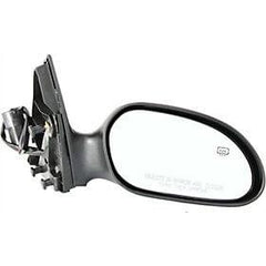 2000-2007 Ford Taurus Passenger Side Power Door Mirror  (Sdn-Wgn; Heated; w/o Puddle Light; Power; Non-Folding; 2 Caps) FO1321193