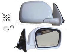 2000 Toyota 4Runner : Side View Mirror Painted