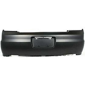1998-2002 Honda Accord Rear Bumper; Sedan-   USA Built; HO1100184; 04715S84A91ZZ