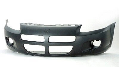 2001-2003 Dodge Stratus Front Bumper (Sedan; w Fog Light) - CH1000323