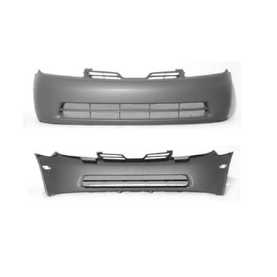 2001-2003 Toyota Prius Front Bumper; TO1000218; 5211947020