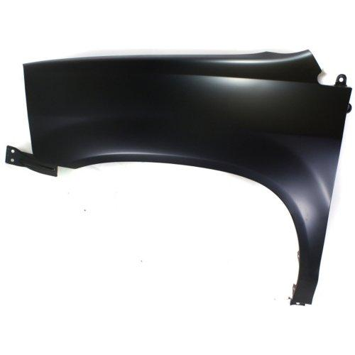 2002 Acura MDX Driver Side Fender, Prime and Paint to Match AC1240112