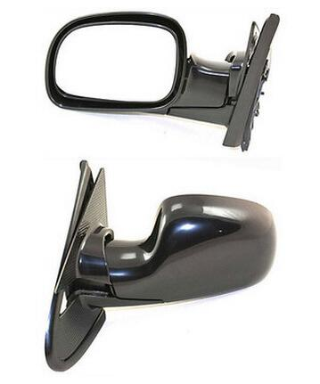 2001-2007 Dodge Caravan Side View Mirror (Heated; w/o Memory; w/o Auto Dimming; Power; Left) - CH1320199