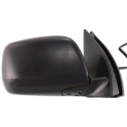 2001-2007 Toyota Highlander Mirror (Driver Side); Power; (Also Fits Hybrid Models06-07) Non-Heated; Manual Folding; TO1320200; 8794048150C0
