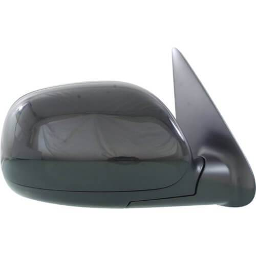 2001-2007 Toyota Sequoia Mirror (Passenger Side); SR5_Limited Models; Power; Non-Heated; Manual Folding; TO1321193; 879100C060C0SEQ
