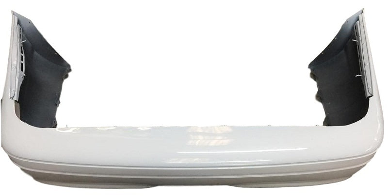 2001 Ford Crown Victoria Rear Bumper Painted Performance White (WT)