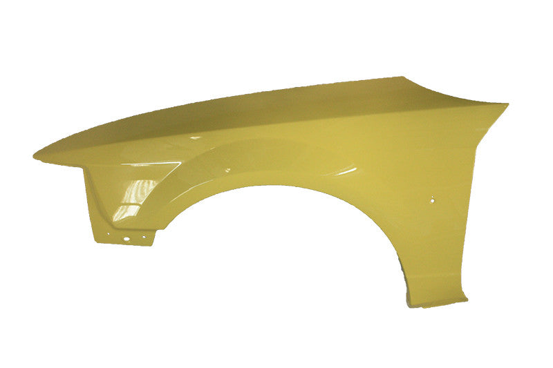 2001 Ford Mustang Fender Painted Zinc Yellow (B7)