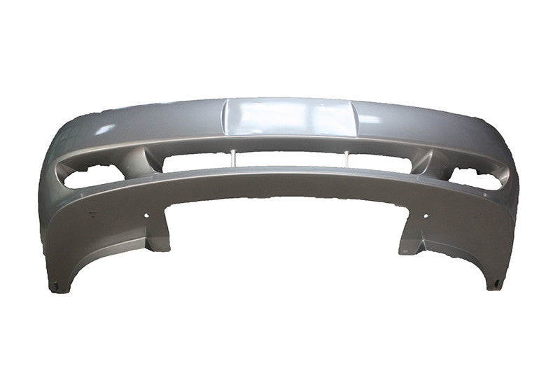 2003 Ford Mustang Front Bumper Painted Dark Shadow Gray Metallic (CX)