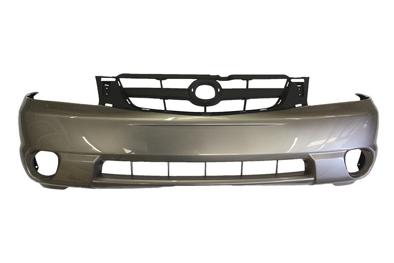 2001 Mazda Tribute Front Bumper Painted Parchment Gold Metallic (21C)