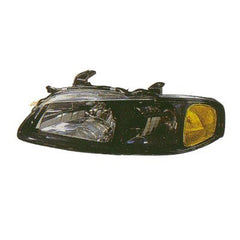 2002-2003 Nissan Sentra Passenger-Side Headlight (for Models: CA | GXE | XE | Limited)