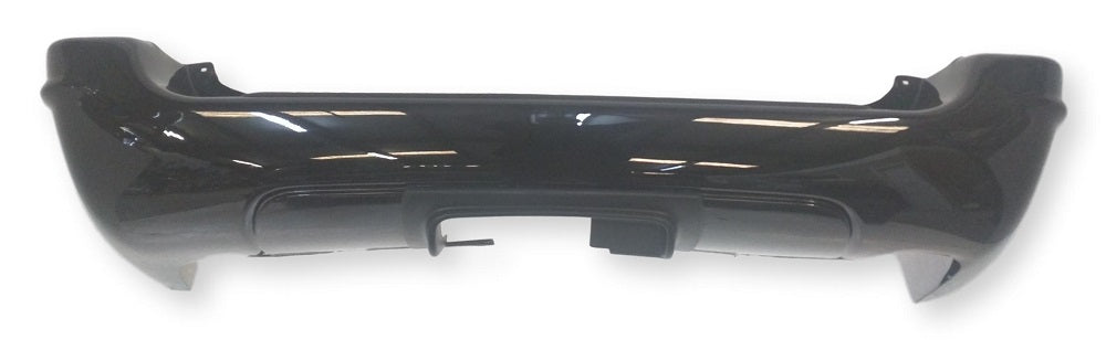 2000-2004 Jeep Grand Cherokee Rear Bumper (Limited/Overland Models: w/ Tow Hook Hole) - CH1100196