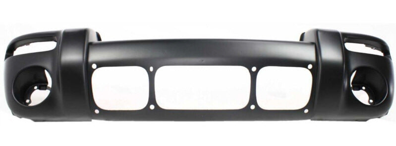 2002-2004 Jeep Liberty Front Bumper (Except Renegade Models) - CH1000334