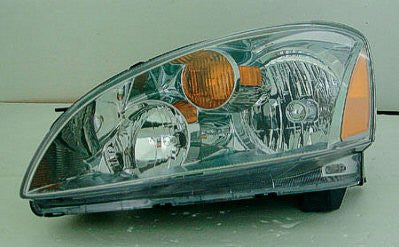 2002 Nissan Altima Headlight