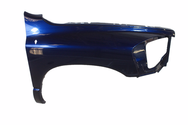 2002-2005 Dodge Ram Fender Painted Atlantic Blue Pearl (PBJ) - Left