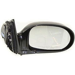 2002-2005 Kia Sedona Passenger Side Power Door Mirror (EX Model; Heated; Power; Manual Folding) KI1321116