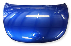 2002-2005 Volkswagen Beetle Hood Painted Blue Lagoon Metallic (5Z)