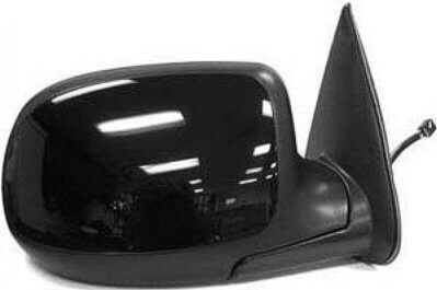 2002-2006 Cadillac Escalade Driver Side Door Mirror (Heated Glass; w-Puddle Lamp; Standard Style; Manual Folding; w-o Turn Signal; w-o Memory; w-o Dimming Glass; w-o Blind Spot) GM1320252
