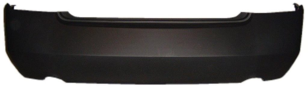2002-2006 Nissan Altima Rear Bumper Cover for 2.5 Liter Models Single Exhaust_NI1100225