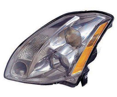 2005 Nissan Maxima Headlight (Passenger or Driver Side)
