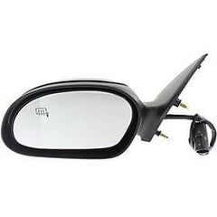 2002-2007 Ford Taurus Driver Side Power Door Mirror (Heated; w/ Puddle Light; Power; Non-Folding) FO1320220