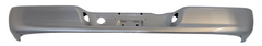 2002-2009 Dodge Ram Rear Bumper Painted Bright Silver Metallic (PSB)