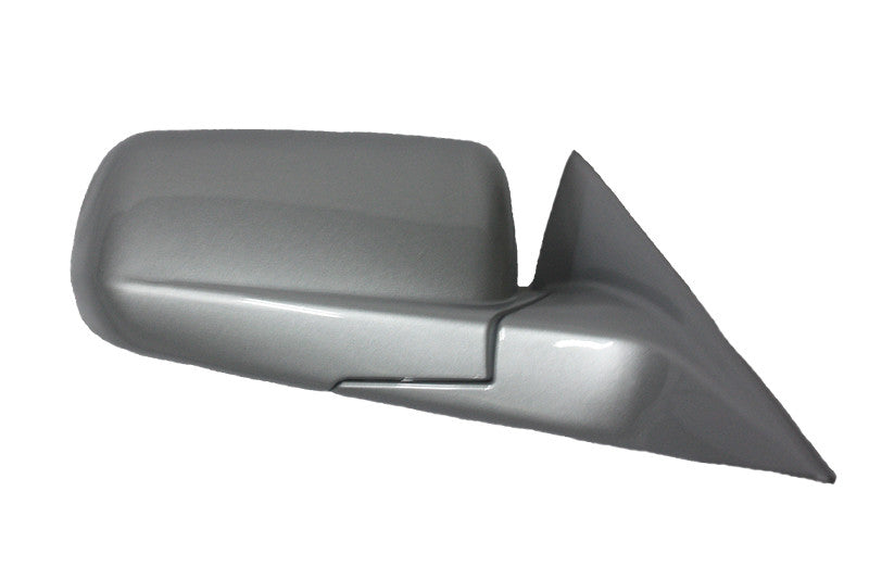 2003 Acura TL Side View Mirror Painted Satin Silver Metallic (NH623M) - front view