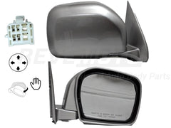 2002 Toyota 4Runner : Side View Mirror Painted