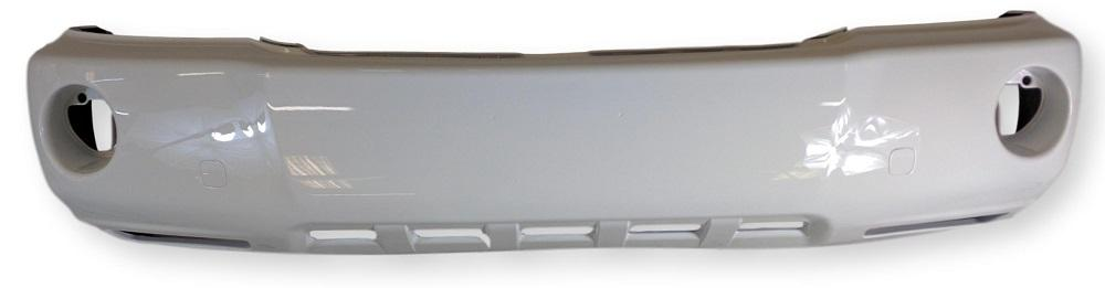2001-2003 Toyota Highlander Front Bumper; Primed; TO1000229; 5211948900