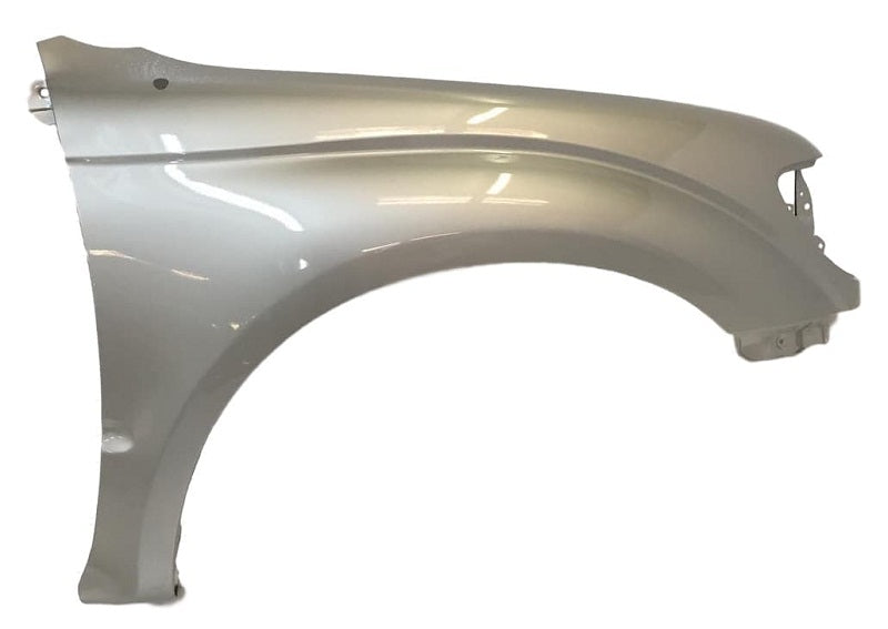 2001-2004 Toyota Tacoma Fender (Driver Side); w/o Wheel Opening Flare; TO1240180; 5380204070