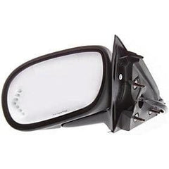 2003-2005 Buick Park Avenue Side View Mirror (Heated; with Mem; with Turn Signal; Left) - GM1320400