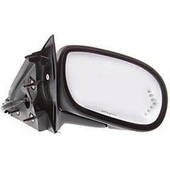 2003-2005 Buick Park Avenue Side View Mirror (Heated; with Mem; with Turn Signal; Right) - GM1321400