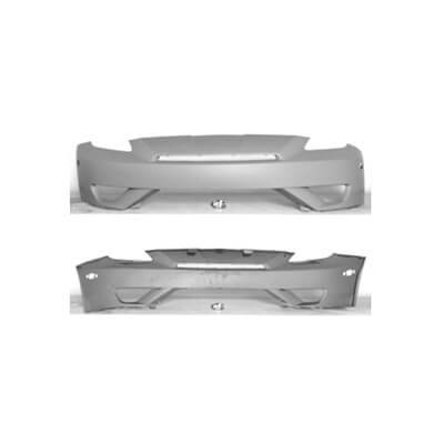 2000-2005 Toyota Celica Front Bumper; w_ Air Conditioning Package; TO1000265; 816420830