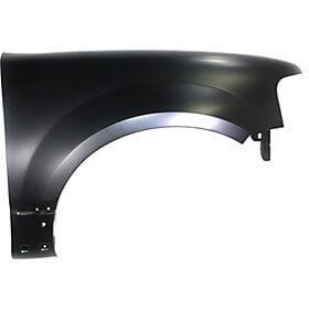 2003-2006 Ford Expedition Driver Side Fender (w- Wheel Opening Moldings) FO1240230