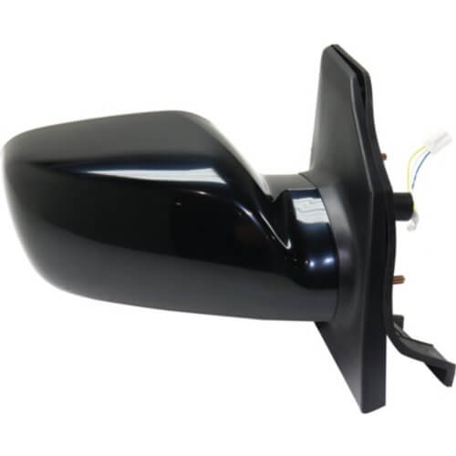 2003 Toyota Corolla Driver Side View Mirror CE - Back Painted Indigo Ink Pearl (8P4); 8794002380