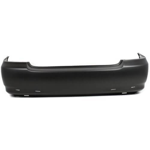 2006 Toyota Corolla Rear Bumper Cover (Primed Or Painted
