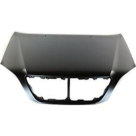 2003-2009 Lexus GX470 Hood; Made of Steel; LX1230113; 5330160501