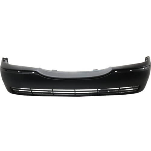 2003-2007 Lincoln Town Car Front Bumper (with Fog Lamp Holes) - FO1000527