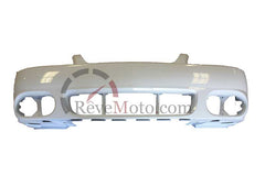 2003-2004 Ford Mustang Front Bumper (Cobra) Painted Oxford White (Z1)