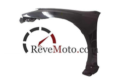 2007 Toyota Matrix Driver Side (XR_XRS) Fender Painted Black Sand Pearl (209); 5380202090