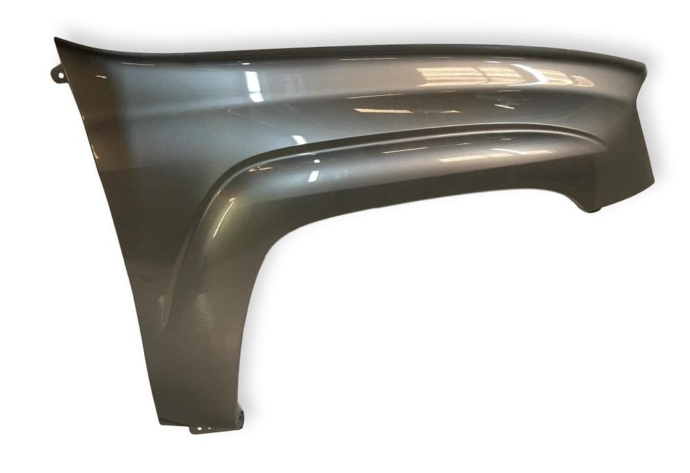 Drivers Front Fender 2002-2009 Chevy Chevrolet Trailblazer NEW Painted To Match