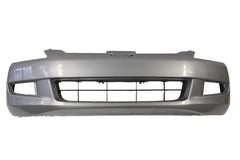 2005 Honda Accord Front Bumper Painted Satin Silver Metallic (NH623M); 04711SDPA90ZZ