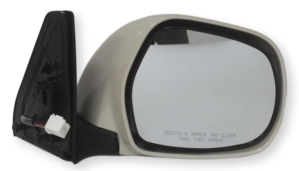 2004_Lexus_GX470_Driver_Side_Mirror_Heated_With_Memory_Painted_Ash_Blue_Metallic_1E8
