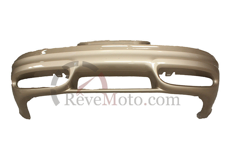 1999-2000 Oldsmobile Alero Front Bumper (Primed and Ready for Paint)