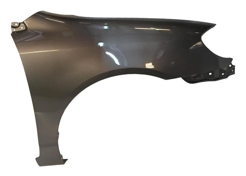 2007 Toyota Corolla Driver Side Fender Painted Black Sand Pearl (209); 5380202060