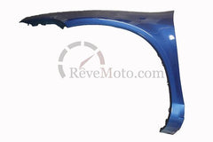 2004-2005 Dodge Neon Fender Painted Electric Blue Pearl (PB5) - Left